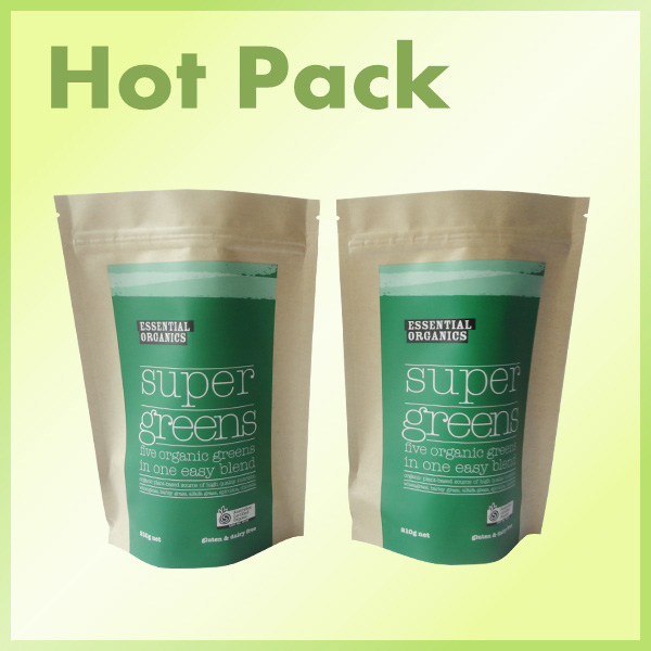 protein packing bag