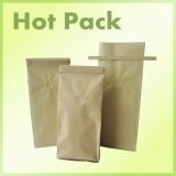 foil lined kraft paper coffee bags