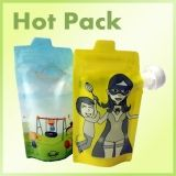 special design baby food pouch