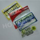 plastic lure packaging